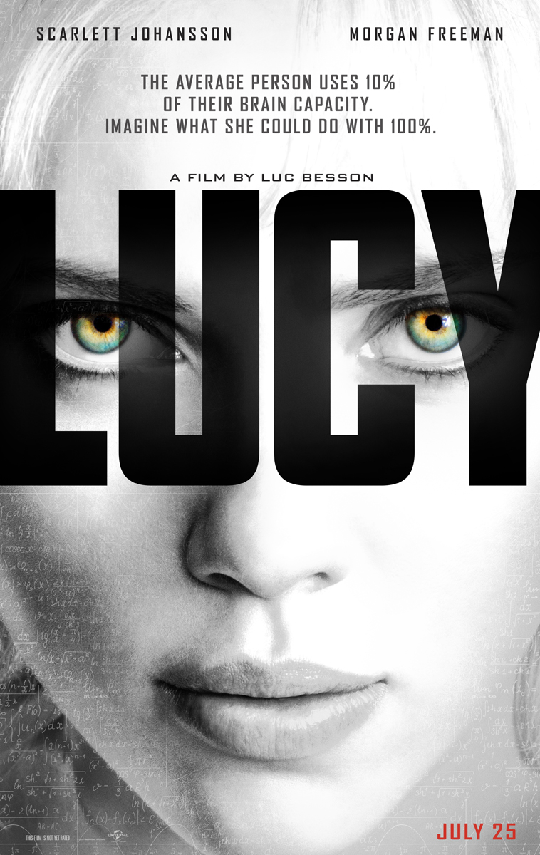 R] Lucy (2014) Dual Audio Blu-Ray - 300MB | 800MB | 150MB - Download