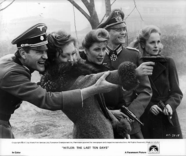 Pictures & Photos From Hitler: The Last Ten Days (1973)