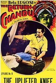The Return of Chandu Poster