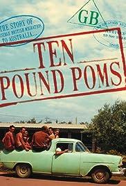 Ten Pound Poms Poster