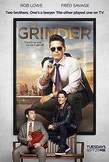 the grinder serie