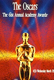 The 61st Annual Academy Awards Poster