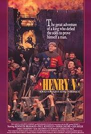 Henry V Poster