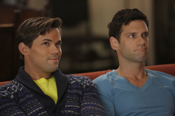Andrew Rannells The New Normal Andrew Rannells in The New