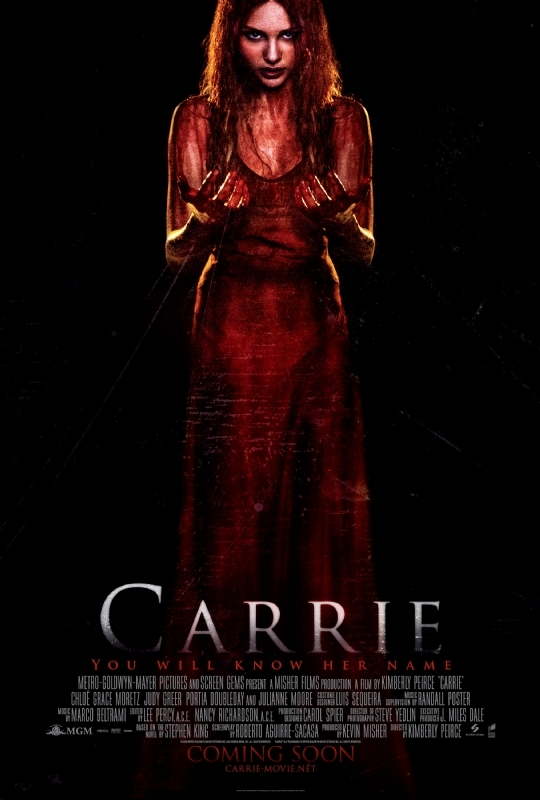 Carrie 2013 Latest Movie Dual Audio 300mb Movie