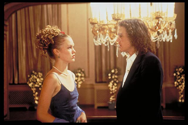 Genre Grandeur 10 Things I Hate About You 1999: Pictures & Photos Of Heath Ledger
