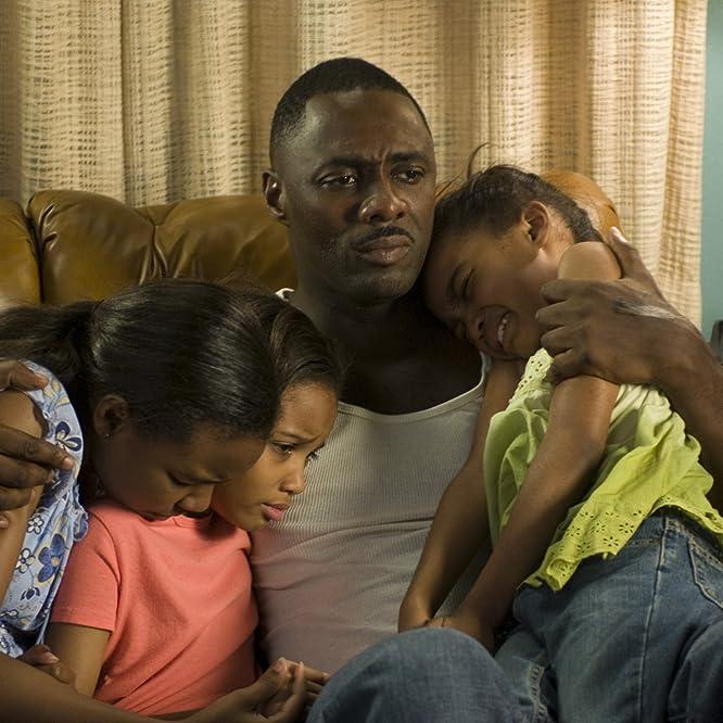 Idris Elba, China Anne McClain, Lauryn Alisa McClain, and Sierra Aylina McClain in Daddy's Little Girls (2007)