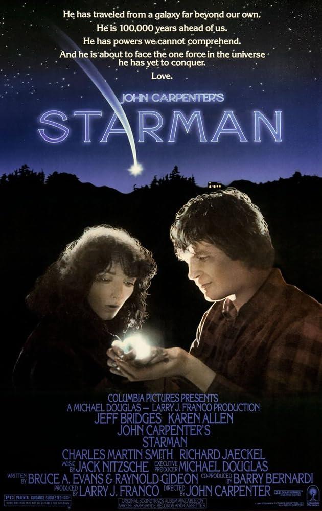 Starman (1984) - IMDb