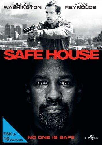 Safe House (2012) Dual Audio Hindi 450MB BluRay 480p x264 ESubs