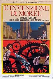 L'invenzione di Morel Poster