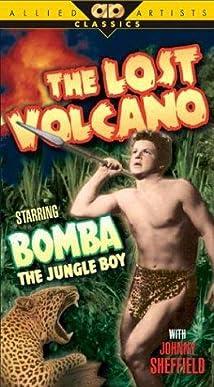 The Lost Volcano movie