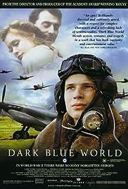 Dark Blue World Poster