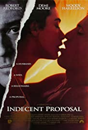 Indecent Proposal Poster