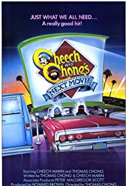 Cheech and Chong's Next Movie Poster