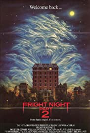 Fright Night Part 2 Poster
