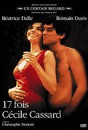 17 fois Cécile Cassard Poster