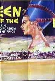 Nefertite, regina del Nilo Poster