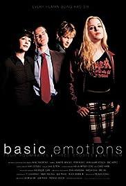 Basic Emotions Poster