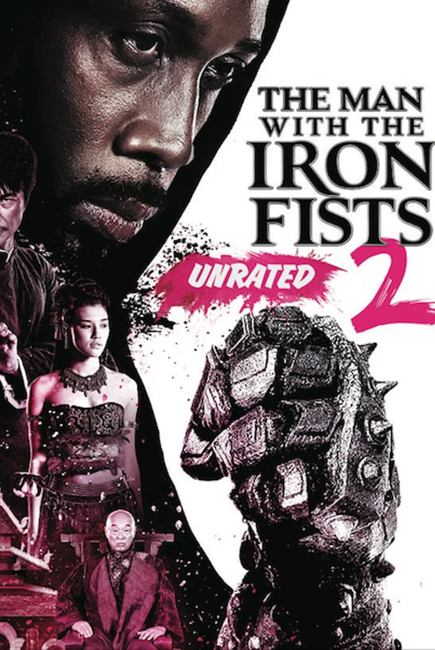 Man with iron fists full movie