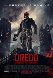 Dredd 3D 2012