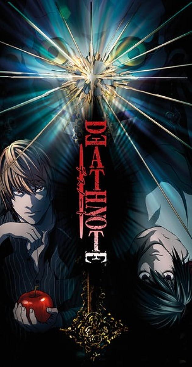 Death Note (1 Sezonas) (2006-2007) online