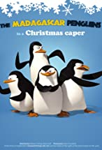 Primary image for The Madagascar Penguins in a Christmas Caper