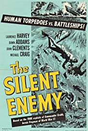 The Silent Enemy(1958) Poster - Movie Forum, Cast, Reviews