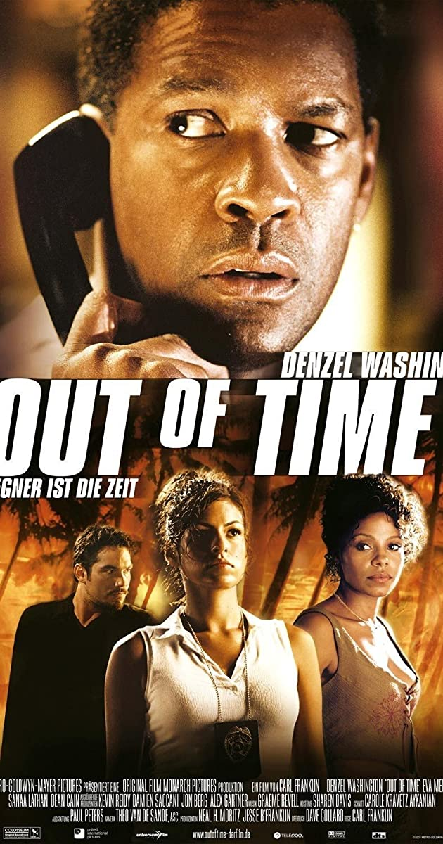 out of time - photo #1
