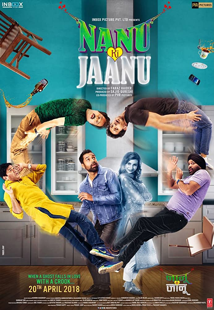 Nanu Ki Jaanu 2018 Hindi Movie 500Mb