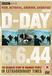 D-Day 6.6.1944 Poster