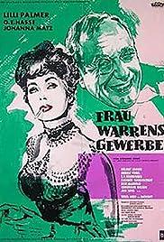 Frau Warrens Gewerbe Poster