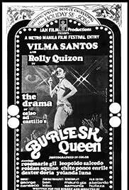 Burlesk Queen Poster