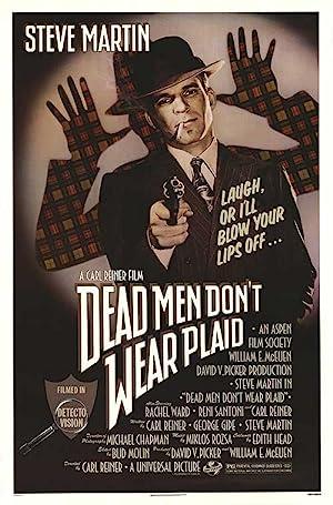 Dead Men Don't Wear Plaid poster