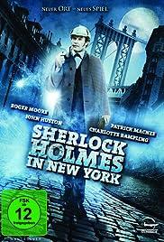 Sherlock Holmes in New York(1976) Poster - Movie Forum, Cast, Reviews