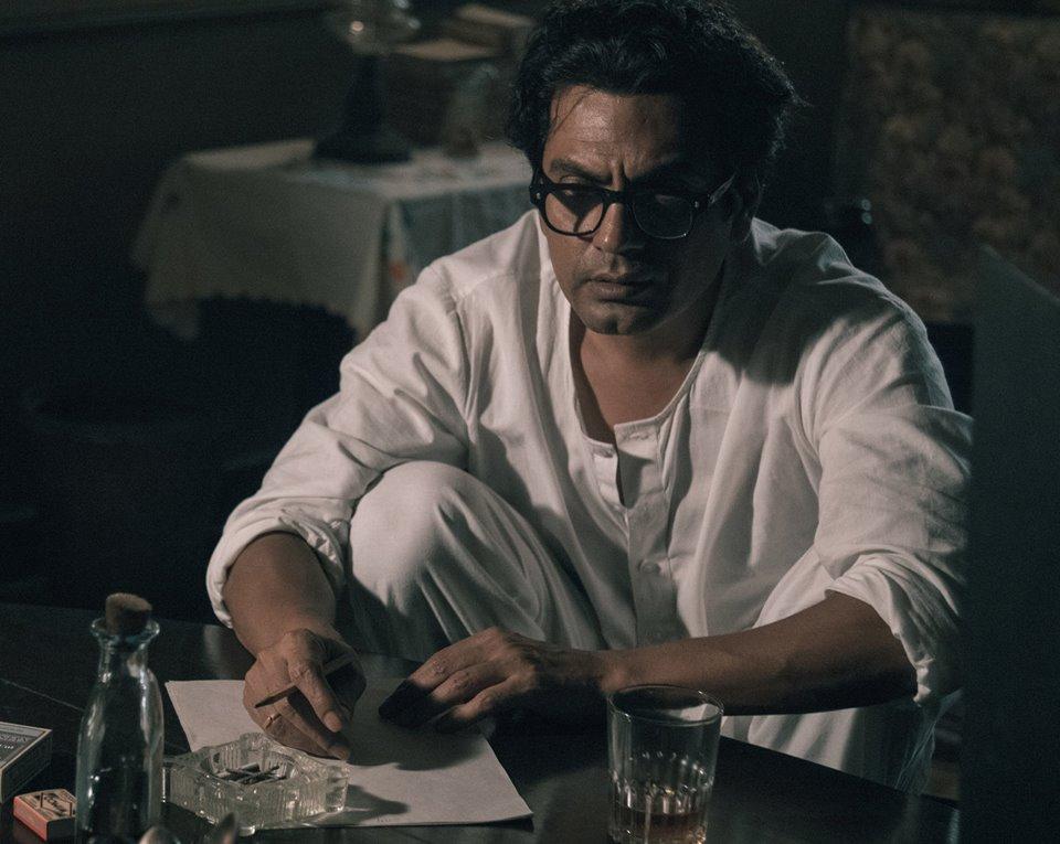 Nawazuddin Siddiqui in Manto (2018)