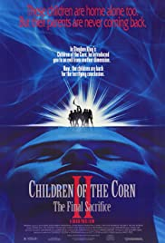 Children of the Corn II: The Final Sacrifice Poster
