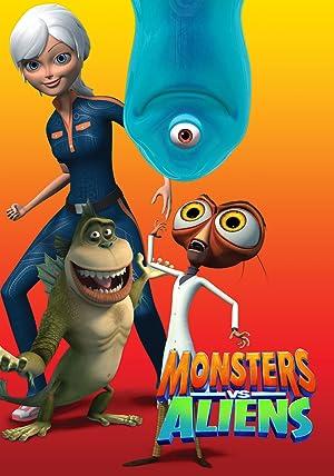 Monsters vs. Aliens – Dublado / Legendado
