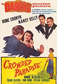 Crowded Paradise Poster