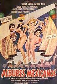 Albures mexicanos Poster