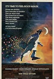 Max Dugan Returns Poster