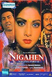 Nigahen: Nagina Part II Poster