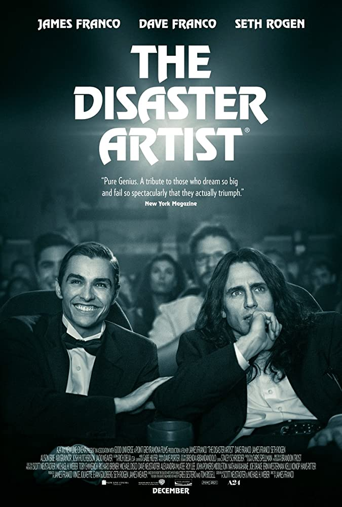 فيلم The Disaster Artist 2017 مترجم