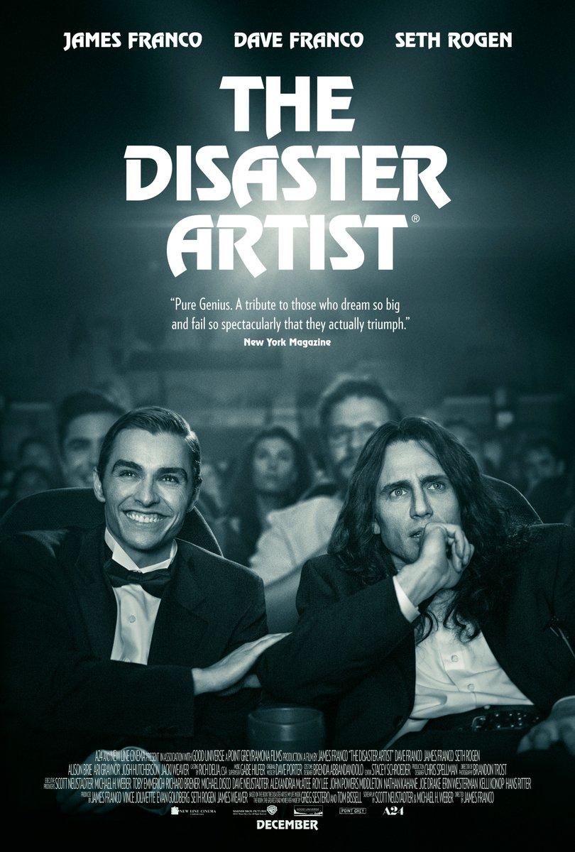Katastrofos kūrėjas / The Disaster Artist (2017)