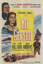 Kit Carson Poster