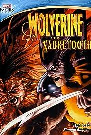 Wolverine vs. Sabretooth Poster