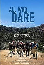All Who Dare Poster