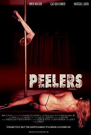 Peelers Pelicula Poster