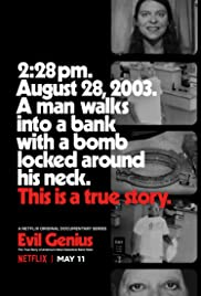 Evil Genius The True Story Of Americas Most Diabolical Bank Heist Poster