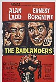 The Badlanders Poster