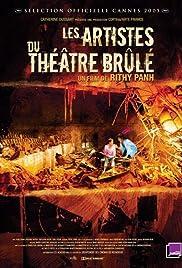 Les artistes du Théâtre Brûlé Poster